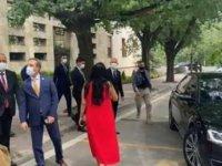 Meclis Başkanı Şentop, Bakan Soylu ile görüştü