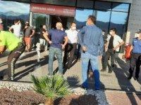 Bodrum'da çıkan çatışmada 2 polis yaralandı