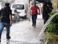 Bayramın ikinci ve üçüncü günü Marmara Bölgesi'nde sağanak bekleniyor