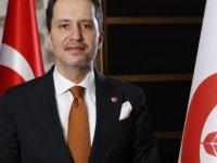 Fatih Erbakan'dan Kurban Bayramı mesajı