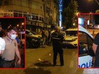 Barda çıkan silahlı kavga sokağa döküldü: 3 yaralı