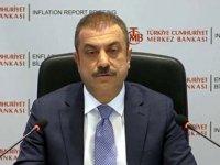 Merkez Bankası Başkanı Kavcıoğlu'ndan açıklama