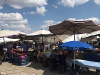Köylü pazarları kurulmaya başladı