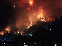 Marmaris'teki yangının nedeni belli oldu