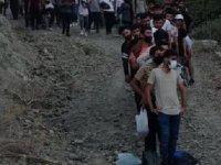 Datça'da 72 kaçak göçmen yakalandı