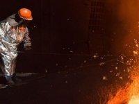 Ham çelik üretimindeki artış yılın ilk 6 ayında yüzde 20'yi geçti