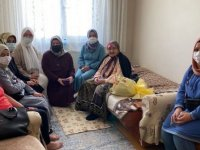 Pursaklar'da hastalar unutulmuyor