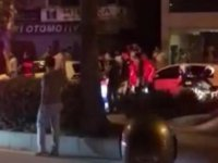 'Dur' ihtarına uymayan otomobildekiler ateş açtı: 3'ü polis 4 yaralı