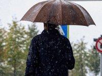 Ülkenin kuzey ve doğu kesimlerinde bugün yağış etkili olacak