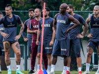 Trabzonspor, Kasımpaşa maçı hazırlıklarını tamamladı