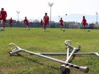Gaziler milli takımın başarısı için ter döküyor