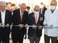 Gata üroloji kliniği açıldı