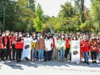 Ankara Kent Konseyinden 14 noktada temizlik