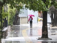 Soğuk ve yağışlı hava geliyor