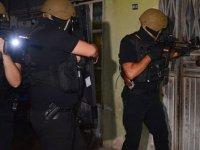 İki ilde PKK/KCK'ya şafak operasyonu: 9 gözaltı