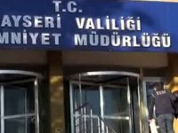 Kayseri'de DEAŞ operasyonu: 4 gözaltı