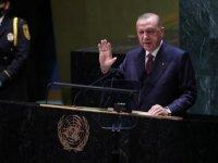 Erdoğan'dan Doğu Akdeniz mesajı: Türkiye'yi yok sayan anlayıştan vazgeçilmeli