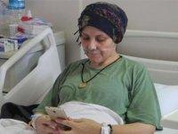 Covid-19'u yenen 7 aylık hamile Nuray, aşı olmadığına pişman