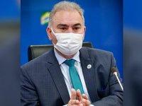 Brezilya Devlet Başkanına eşlik eden Sağlık Bakanı Covid-19'a yakalandı