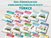 MEB'den özel öğrenciler için 'Türkçe Dersi Uyarlanmış Etkinlikler Seti'
