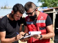 Altındağ'dan sel mağdurlarına büyük destek