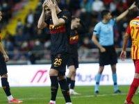 Galatasaray'dan son 32 sezonun en kötü lig başlangıcı