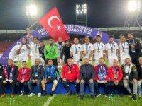 TFF'den Ampute Milli Futbol Takımı'na 1.5 milyon lira başarı ödülü