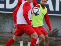 Demir Grup Sivasspor, Beşiktaş maçı hazırlıklarına başladı