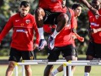 Kayserispor'da Alanyaspor maçı hazırlıkları devam ediyor