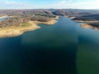 İstanbul'un barajlarındaki doluluk oranı yüzde 47,7 seviyesinde
