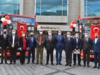 Ankara Halkına 51 Yeni Otobüs