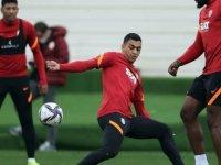 Galatasaray'da Konyaspor maçının hazırlıkları sürüyor