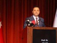 Anayasa Mahkemesi Başkanı Arslan, ESOGÜ Akademik Yıl Açılış Töreni'nde konuştu
