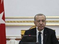 """Cumhurbaşkanı Erdoğan: """"Angola'ya savunma sanayii konusunda her türlü desteği vermeye hazırız"""""""