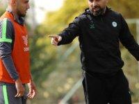 Konyaspor, Kayserispor maçının hazırlıklarına başladı