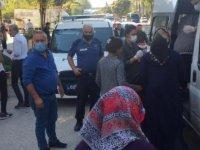 Polisin takibi ile durdurulan araçtaki 10 kişi, hırsızlıktan sabıkalı çıktı