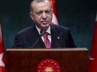 Cumhurbaşkanı Erdoğan: İstanbul Finans Merkezi ile dünyadaki önemli merkezlerden biri olmanın peşindeyiz