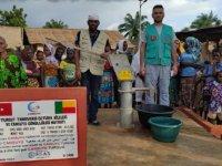 Cansuyu Derneği'nden Benin'de organizasyon