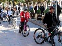 Bisiklet ve Scooter Kullanımı Teşvik Edildi