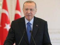 """Cumhurbaşkanı Erdoğan: """"Su kaynaklarımızı korumak zorunluluk haline geldi"""""""