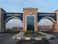 Kırklareli Üniversitesiöğretim elemanı alacak