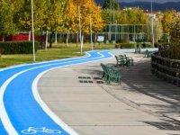 Ankara Mavi Yol İle Örülüyor