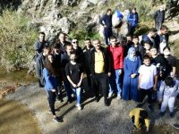 Kıbrıs Kanyonu'nu fotoğrafladılar