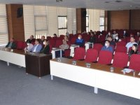 Pursaklar'da belediye çalışanına eğitim