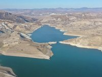 Ankara'daki barajlarda aktif doluluk oranı yüzde 10'un altına indi
