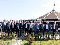 Başkan Ercan Eko Çiftlik'te Muhtarlarla Bir Araya Geldi