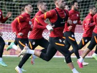 Galatasaray, Gaziantep FK maçına hazırlanıyor