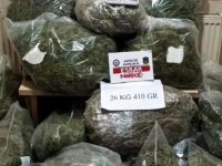 Kumluca'da uyuşturucu operasyonunda 1 tutuklama