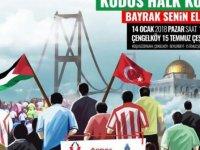 İstanbul Kudüs için koşacak