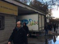 Vatandaşlar Ankara Büyükşehir Belediyesi'nden yardım bekliyor